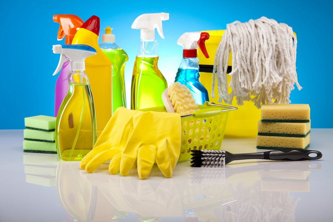 40 Random Tips for Keeping a Clean House
