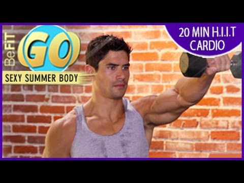 20 Min HIIT Cardio Mobile Workout: BeFiT GO