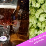 2015 Hop Experiment- El Dorado by Northern Accent