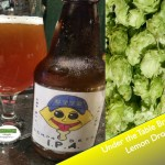 2015 Hop Experiment- Lemon Drop by Under The Table Brewing