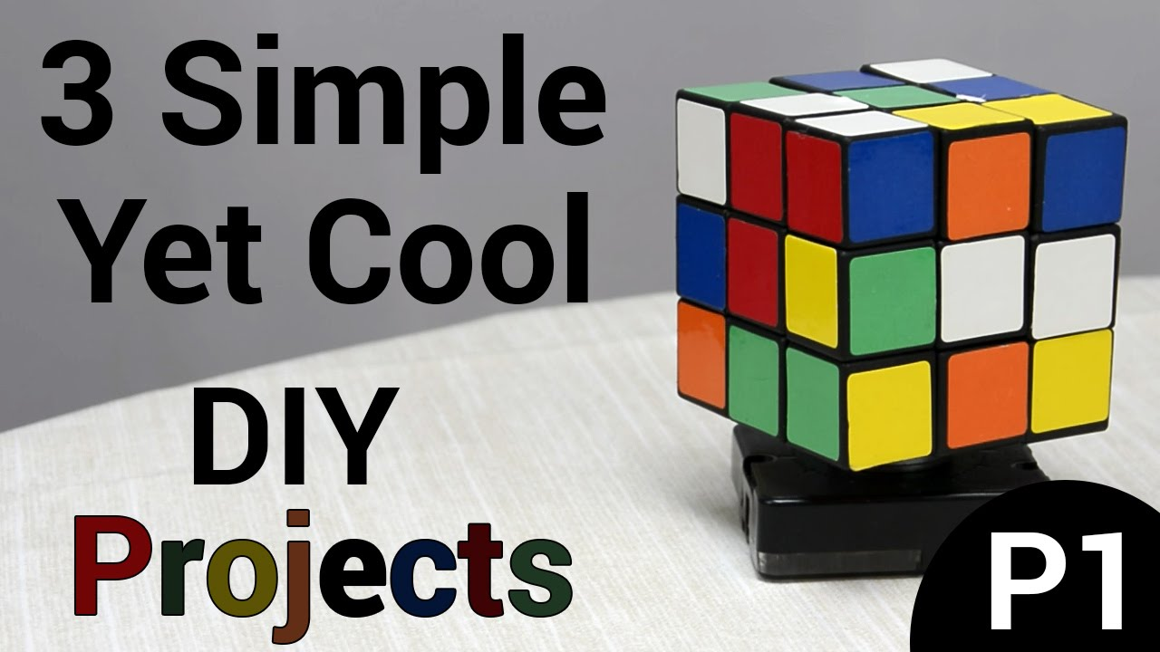 3 Simple Yet Cool Diy Projects Part 1 Diy Fyi