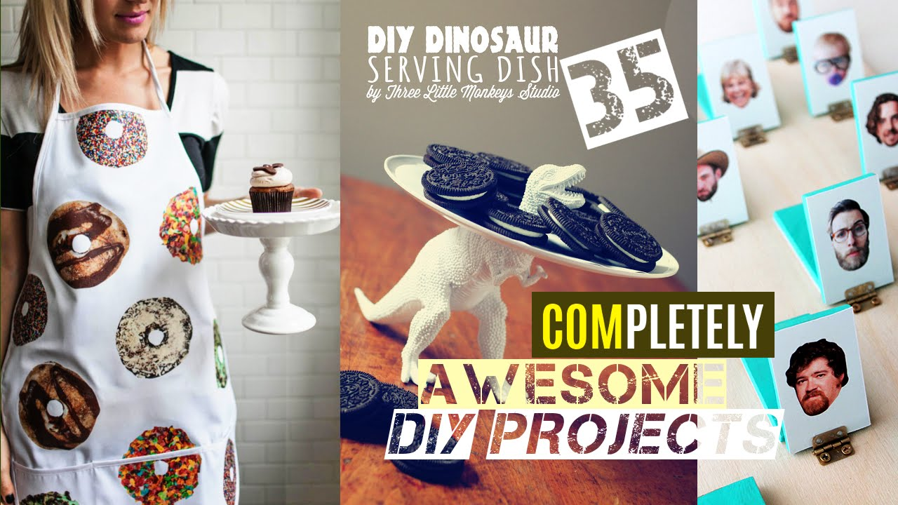 35 awesome diy project ideas for Epic diy projects