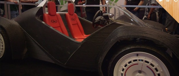 3D Printed Cars, Oculus Rift Meets Welding, Tite-Reach Extension Wrench & More from SEMA 2014!