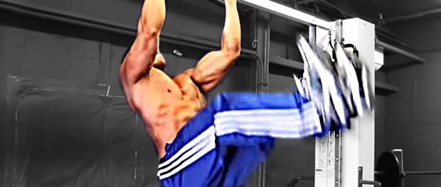 8 Minute Ab Shredding Workout: How To Get A Killer Six Pack FAST