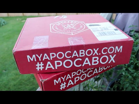 Apocalypse Survival Kit — Apocabox | Budget-Friendly, Bushcraft and Survival Tools