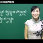 Beginner Chinese (Part 1) lesson 8-2