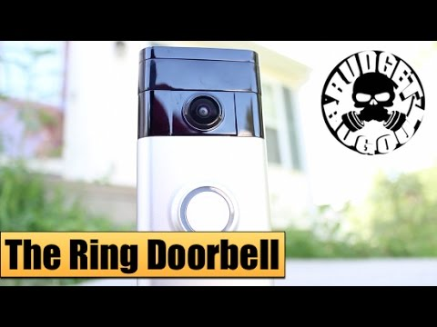 Best Home Defense Security System? — The Ring Video Doorbell | HD Camera Wi-Fi Doorbell