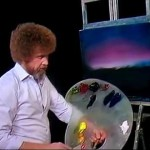 Bob Ross  Blue River – The Joy of Painting (Season 6 Episode 1)