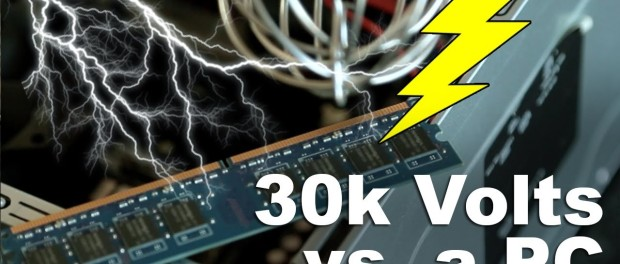 Can Static Electricity Kill Your PC?