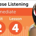 Chinese Listening Practice – Choosing a Cake in China