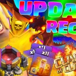 Clash Of Clans | ALL HIDDEN UPDATE FEATURES! | NEW CoC Update | Full 7.156 Update Recap!