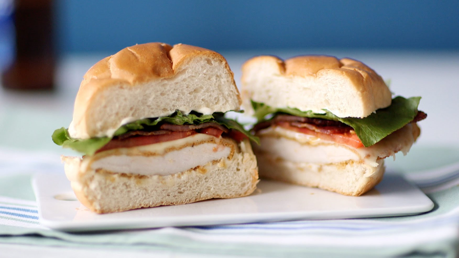 Classic Chicken Sandwich PLUS Make-Ahead Freezer Cutlets Trick!