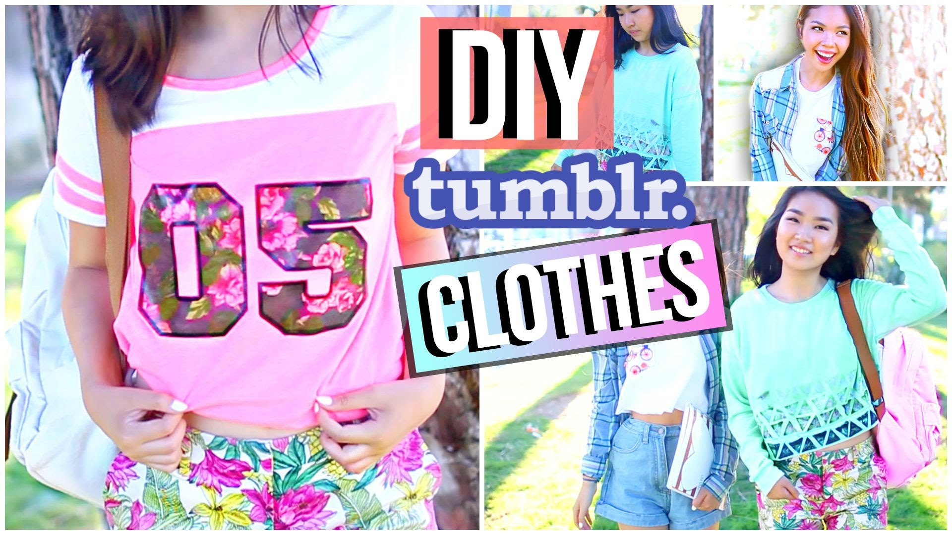DIY Back to School Clothes and Outfits | JENerationDIY ...