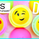 DIY EMOJI EOS LIP BALM!! (Two Ways)