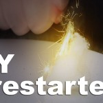 DIY Fire Starters and Magic Underwater Matches
