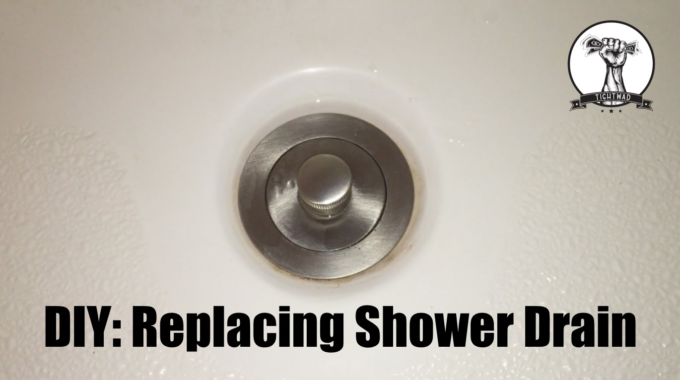 Diy How To Replace A Bathtub Drain Stopper With Common Household Tools