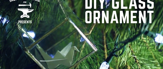 DIY Project – Christmas Glass Ornament