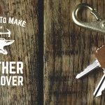 DIY Project – Leather Key Cover