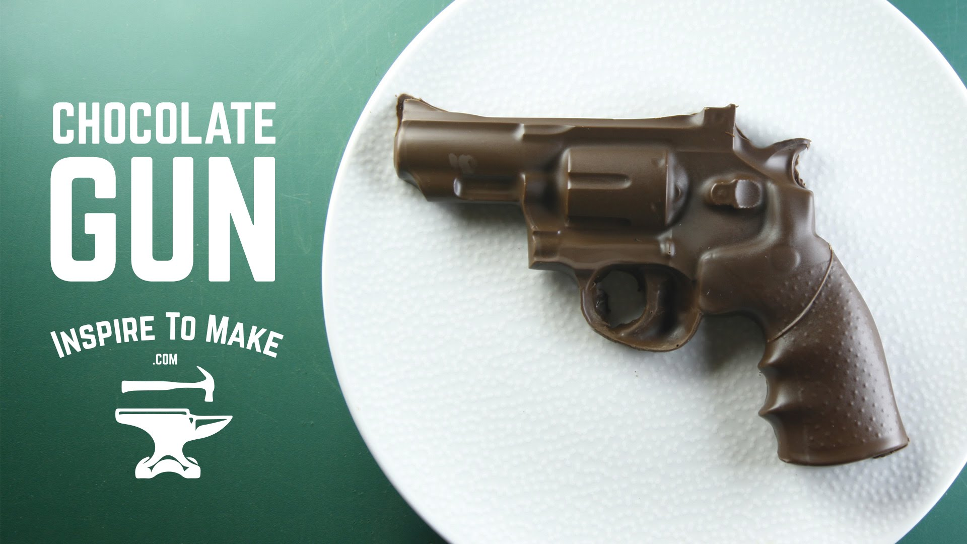 DIY Projects – Chocolate gun and a Vacuum Forming Machine