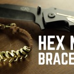 DIY projects – Hex Nut bracelet