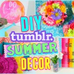 DIY Summer Room Decor Ideas! | Make Your Room Cute for Summer!! ☼ | Jessica Reid