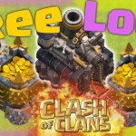 FREE Clash Of Clans LOOT! | 1 Gem Boosting All Resources | CRAZY Base Layout!