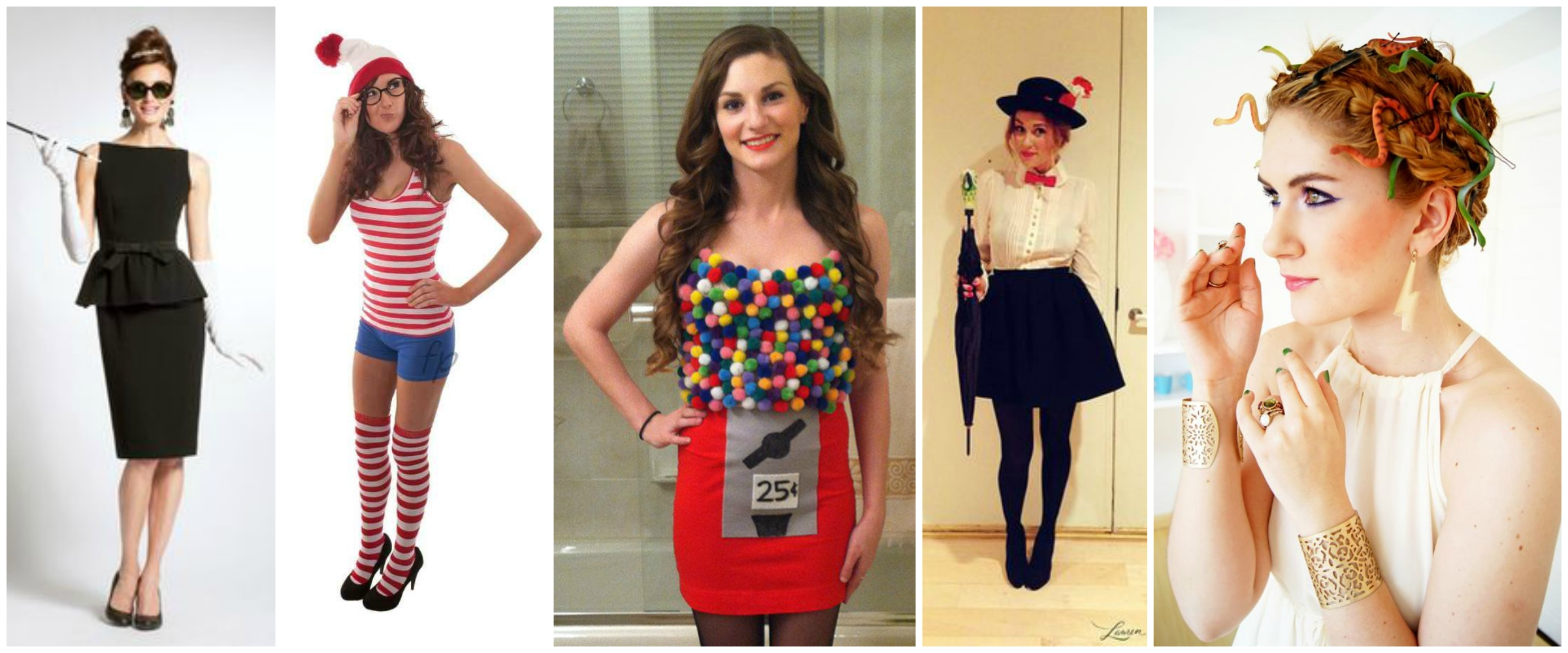 ... DIY Costume Ideas For Girls