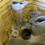 Glaze Kiln load – Raw Cut Brief Update