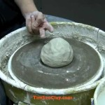 How to Center Your Piece on The Potter's Wheel