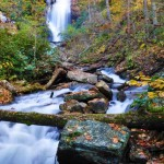 History of Anna Ruby Falls in Helen Georgia