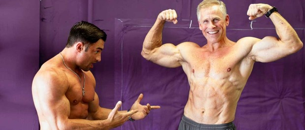 How to train for mass arnold schwarzeneggers blueprint training how older guys can get ripped with mark mcilyar 53 year old fitness model malvernweather Image collections