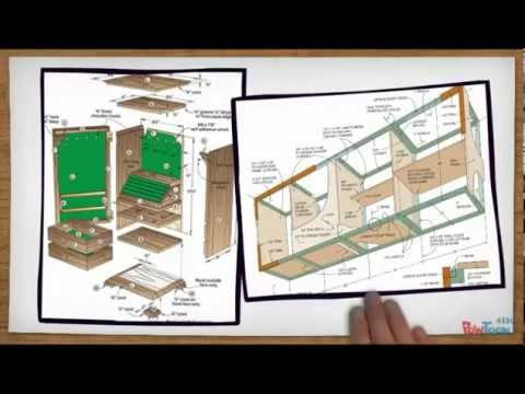 How To Build A Bed Frame Plans Blueprints Instructions Diagrams