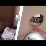 How To Change A Door Knob With A Keyed Entry Lock (Door Knob With A Lock)