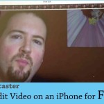 How to edit a video on iphone for free @PocketPodcaster 5