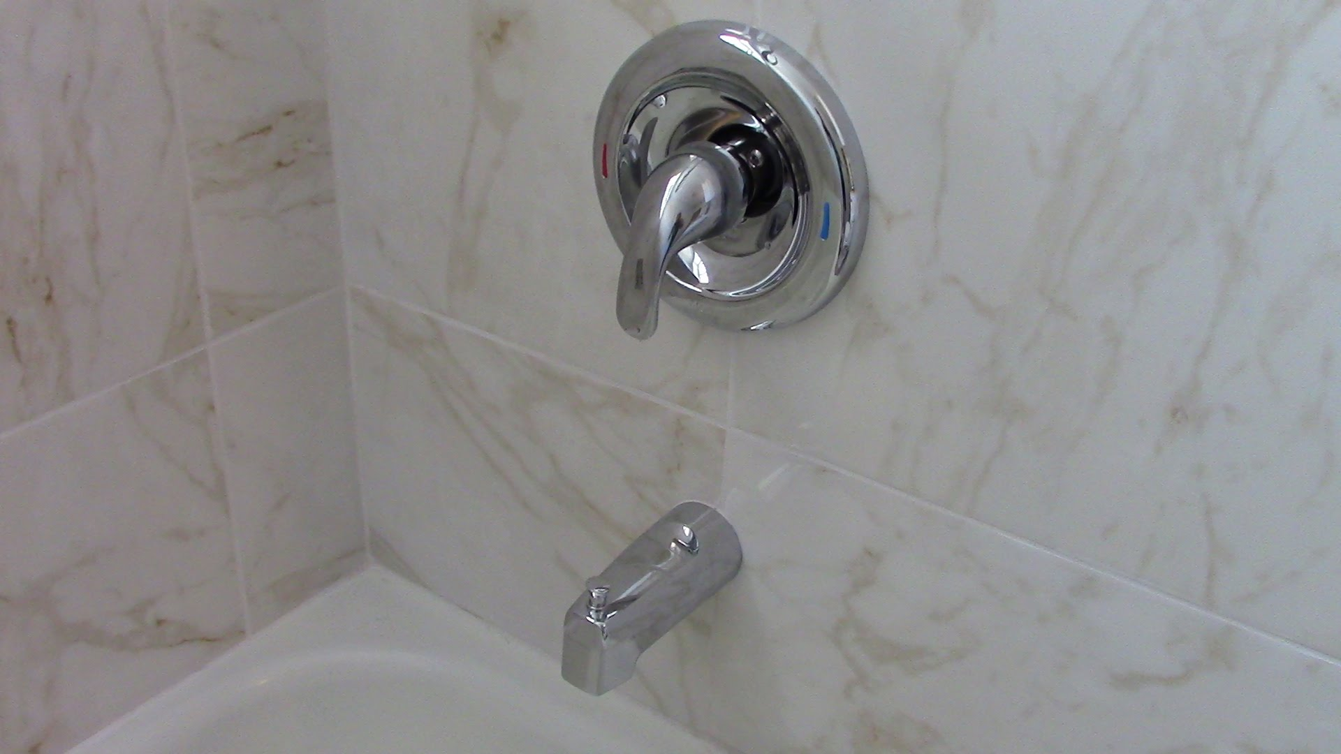 How To Install A Moen Adler Tub And Shower Faucet Diy Fyi