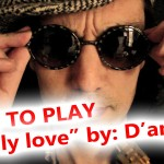 "How to play ""Really love"" by D'Angelo on saxophone ALTO and TENOR – A song and a lick"