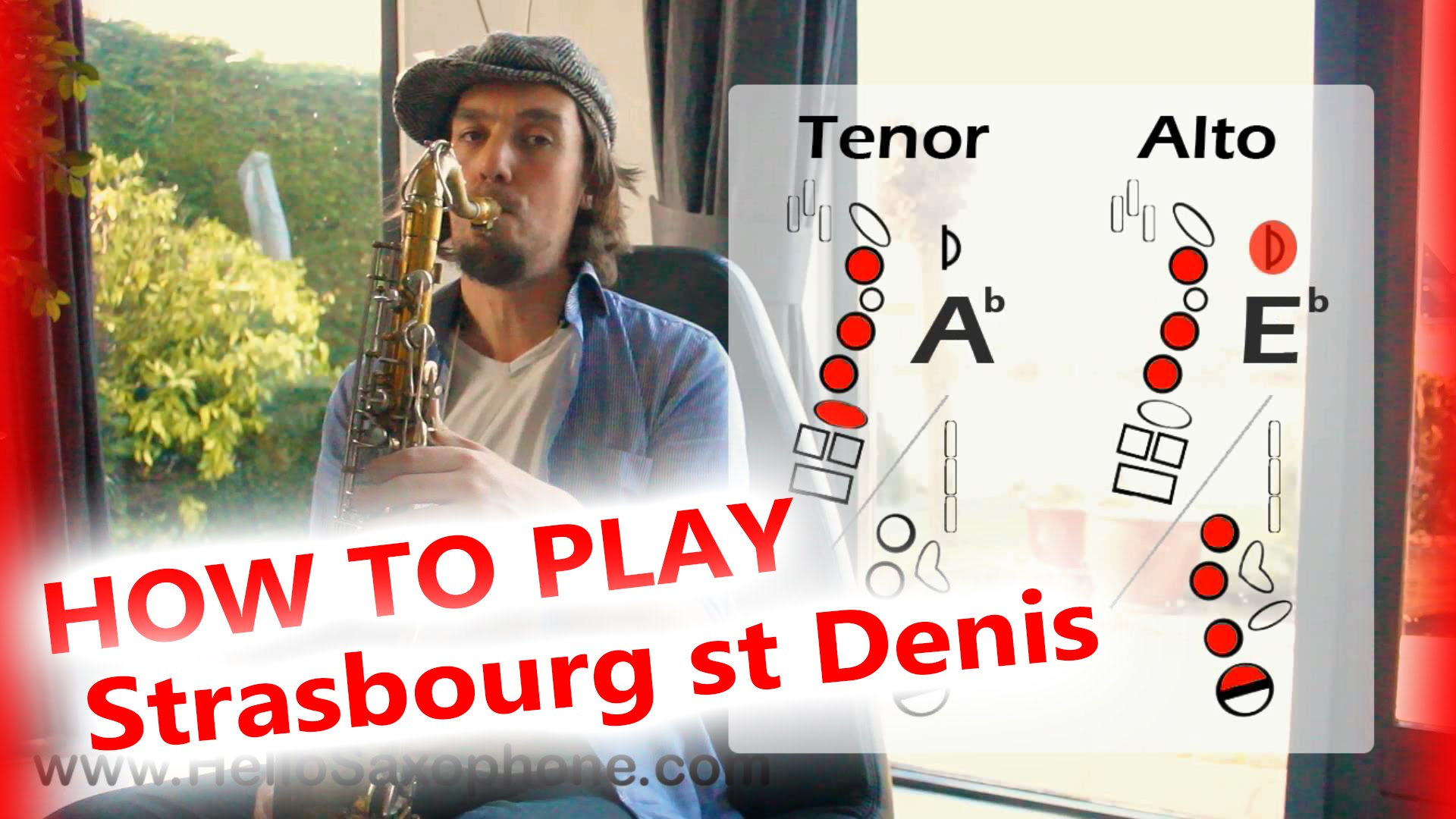 strasbourg st denis sheet music