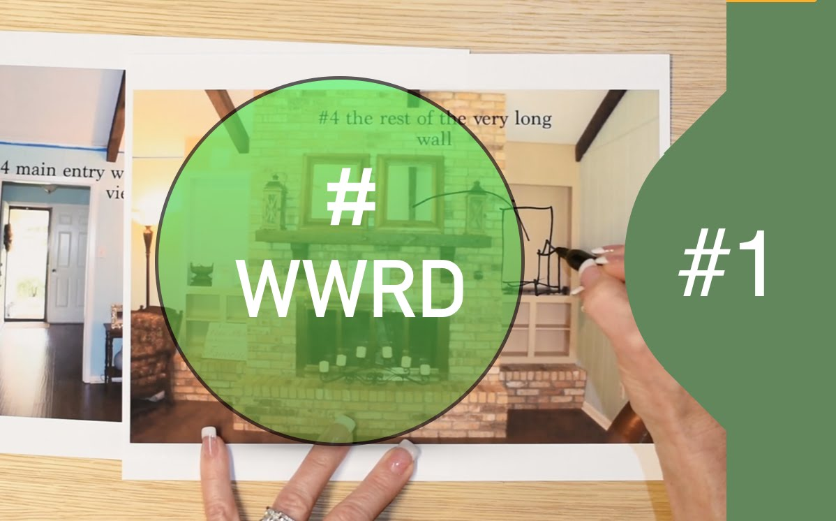 Interior Design | FAMILY ROOM | Decorating Ideas #WWRD #1