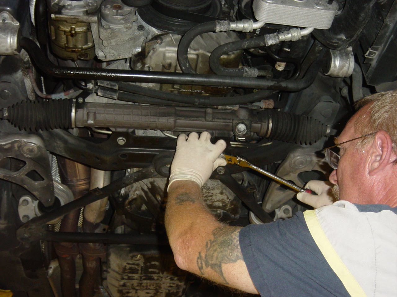 Keeping Those Wheels Planted! – Inspecting the Steering and Suspension Systems
