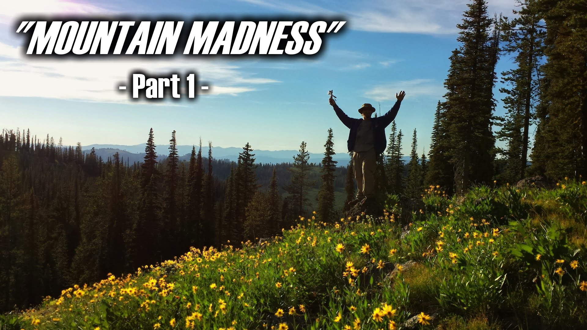 """Mountain Madness"" Backpacking – The Hike In (Part 1)"