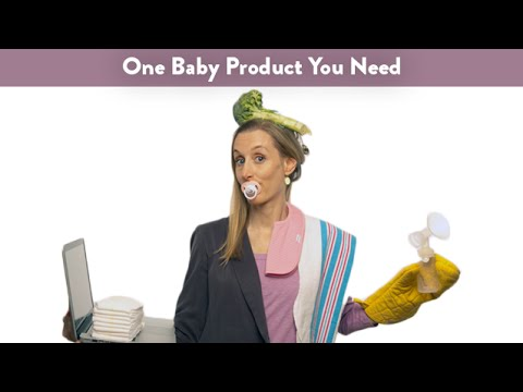 One Baby Product You Need | CloudMom