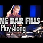 One Bar Drum Fills – Drum Play-Along