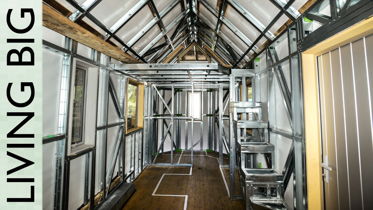 Our Tiny House – Plans For Internal Fit-Out