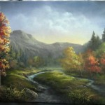 Paint with Kevin Hill – Autumn River