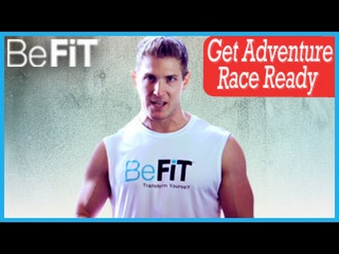 Scott Herman: How to Get Adventure Race Ready- Muscle & Fitness Magazine