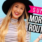 SUMMER MORNING ROUTINE 2015 | LaurDIY