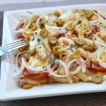 Summer Potato Salad – How to Make a Potato Salad with Tuna, Tomato, Onion, Asparagus & Egg