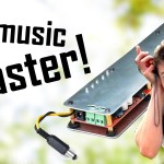 Summer Project – Make an INSANELY LOUD Bluetooth Amplifier!