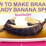 SuzelleDIY – How to Make Braaied Brandy Banana Splits