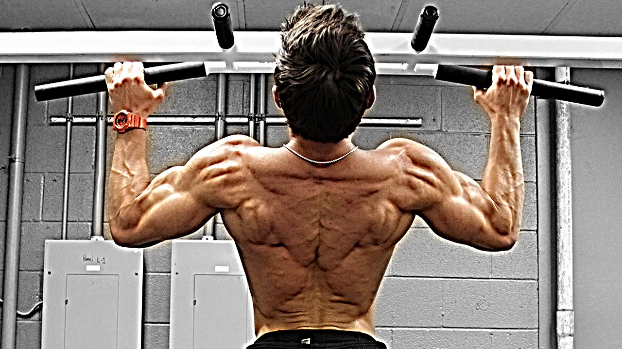 The V-Taper Workout: Build Massive Upper Body Width With
